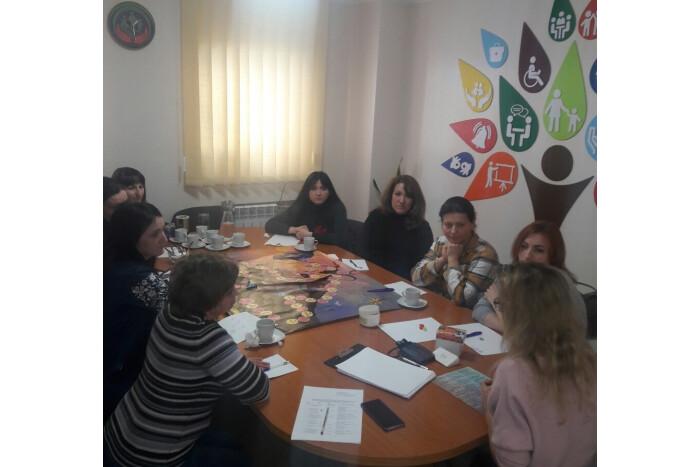 У Луцьку стартував проект підтримки матерів дітей з інвалідністю