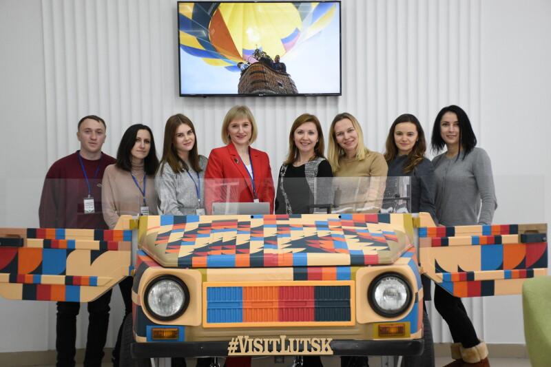 У Луцьку відкрили оновлений Центр туристичної інформації та послуг