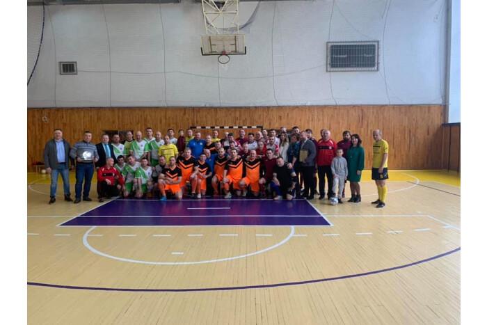 У Луцьку стартував турнір з футзалу серед ветеранів пам'яті Миколи Романюка