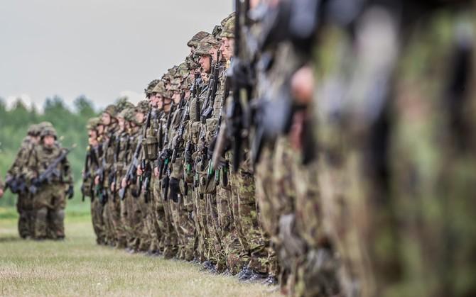 В Естонії розпочалися навчання НАТО