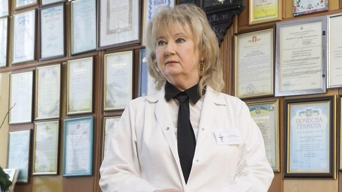 Очільниця Луцької міської лікарні заробила понад мільйон зарплати