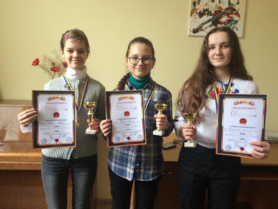 Вихованці Володимир-Волинської дитячої музичної школи здобули гран-прі міжнародного фестивалю-конкурсу