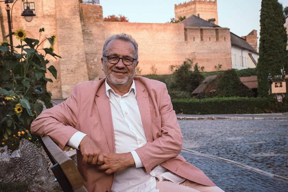 Відійшов у вічність екс-директор державного історико-культурного заповідника у Луцьку
