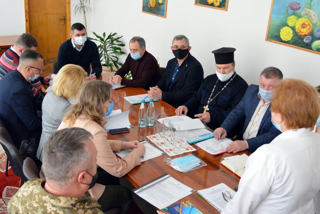 Григорій Недопад став головою опікунської ради Волинського обласного госпіталю ветеранів війни