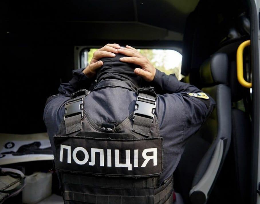 У Луцьку поліція проводить навчальні тренування