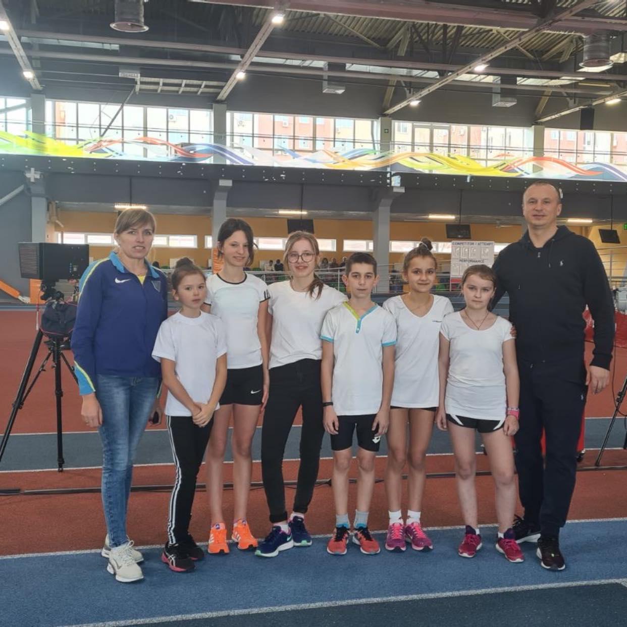 Волинські учні зайняли призові місця на Чемпіонаті України з легкоатлетичного двоборства