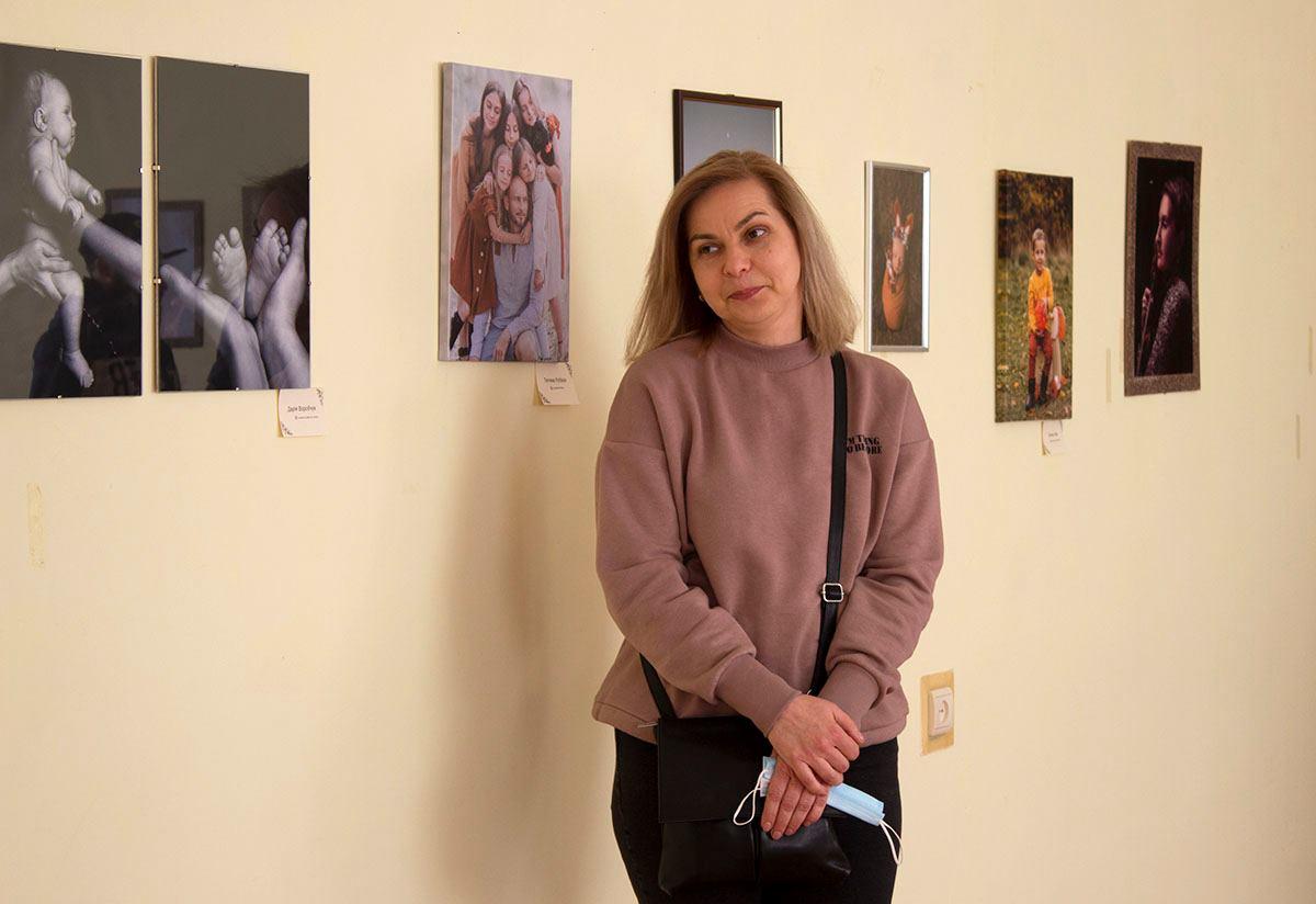 У Нововолинську відкрили виставку «Щастя – вінець відважних»