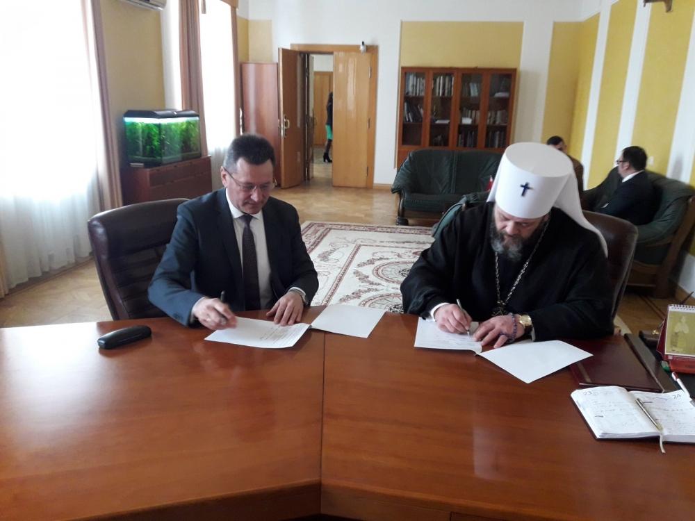 Лесин виш співпрацюватиме з Волинською єпархією ПЦУ