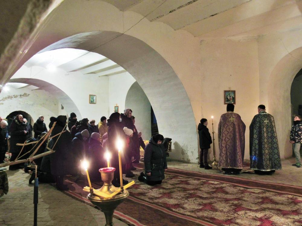 В історичній святині Берестечка відновили богослужіння