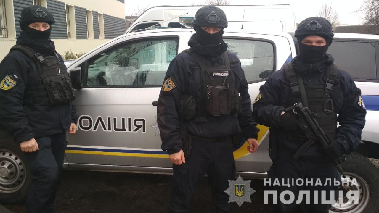 Погрожував вбити: у Луцьку затримали зухвалого правопорушника