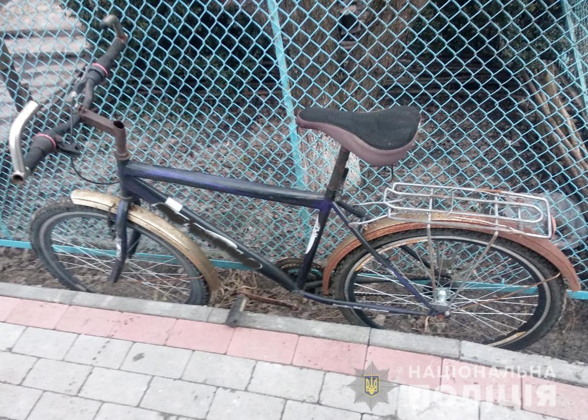 Викрадений мобільний телефон та велосипед: ковельські поліцейські знайшли злодіїв