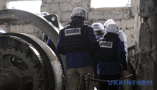 Мандат місії ОБСЄ в Україні продовжили ще на рік