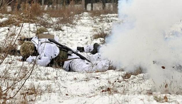 Російські найманці з гранатометів обстріляли позиції ЗСУ біля Водяного
