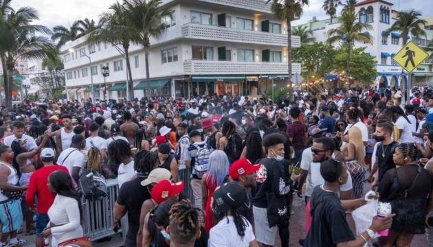 У Маямі оголосили надзвичайний стан через весняні канікули