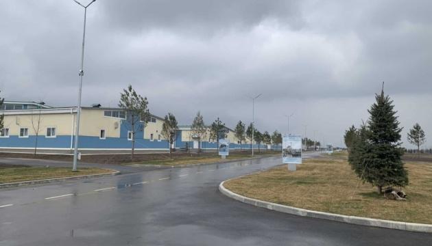 У «Широкому Лані» побудували нове містечко для військових