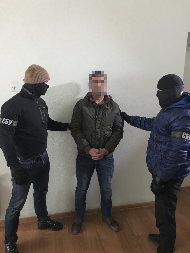У Луцьку  СБУ затримала двох іноземців, яких розшукував Інтерпол