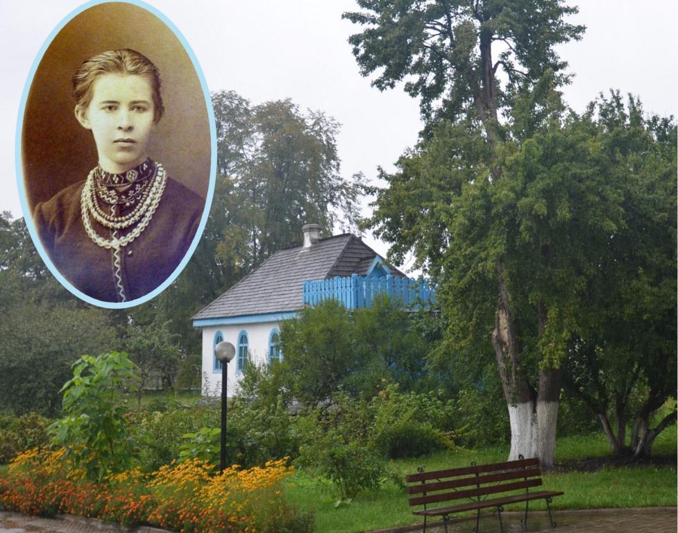 Поблизу музею на Волині висадять саджанець «Лесиної груші»