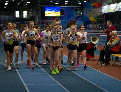 Волинський легкоатлет здобув бронзову медаль на чемпіонаті України