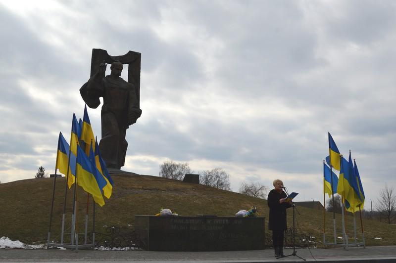 У Ковельській громаді вшанували пам'ять Тараса Шевченка