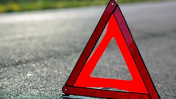 На Волині внаслідок ДТП постраждав мотоцикліст: поліція розпочала кримінальне провадження
