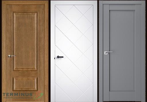 Які є сучасні матеріали для виробництва міжкімнатних дверей*