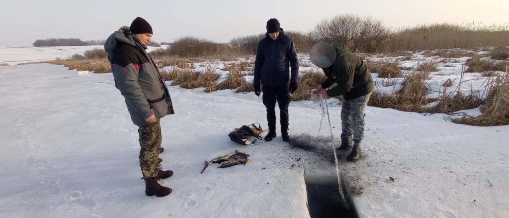 Протягом тижня на Волині викрили 20 порушень правил рибальства