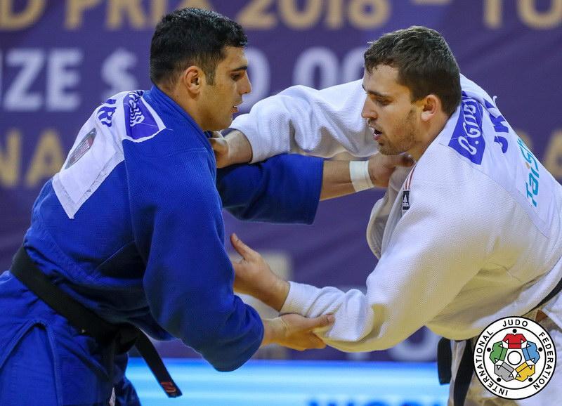 Волинянин став срібним призером Кубку Європи з дзюдо
