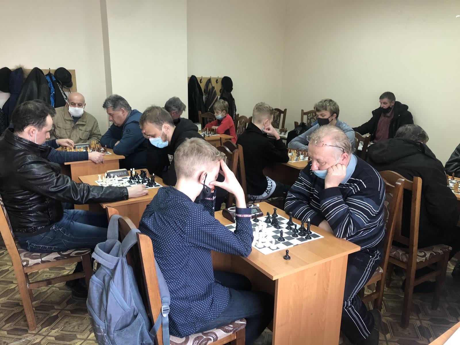 На Волині відбувся Відбувся традиційний шаховий турнір пам'яті Володимира Віжанського