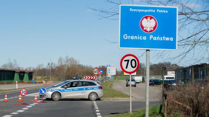 Волинян інформують про нові правила в'їзду до Польщі