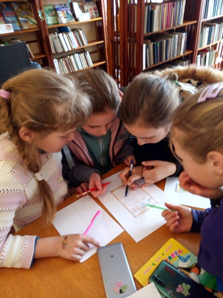 Бібліотеки Боратинської громади долучилися до Всеукраїнського тижня дитячого читання