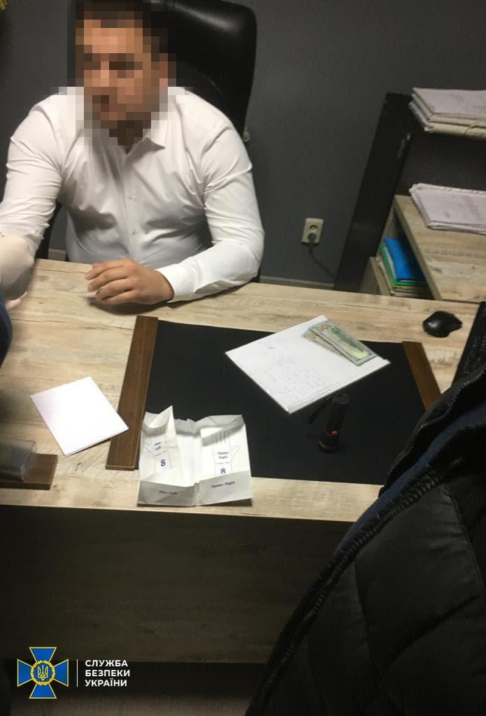 У Луцьку СБУ викрила на корупції адвоката