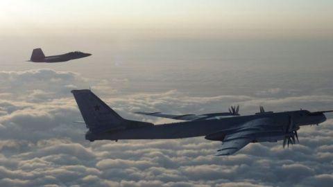 Винищувачі НАТО протягом дня 10 разів піднімались на перехоплення літаків РФ
