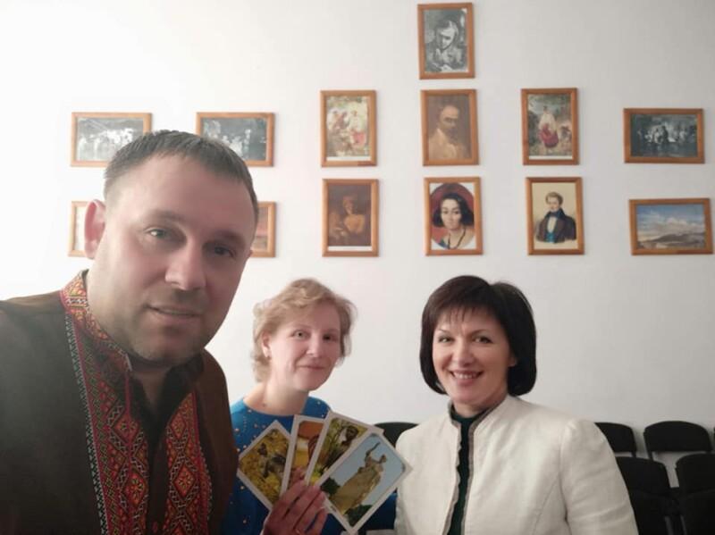 У Луцькій громаді організували зустріч із шевченкознавцем