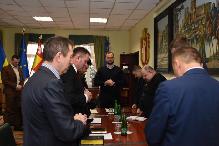 У Луцькраді вдруге зібралася рада церков: обговорили книгу про принцес та уроки християнської етики