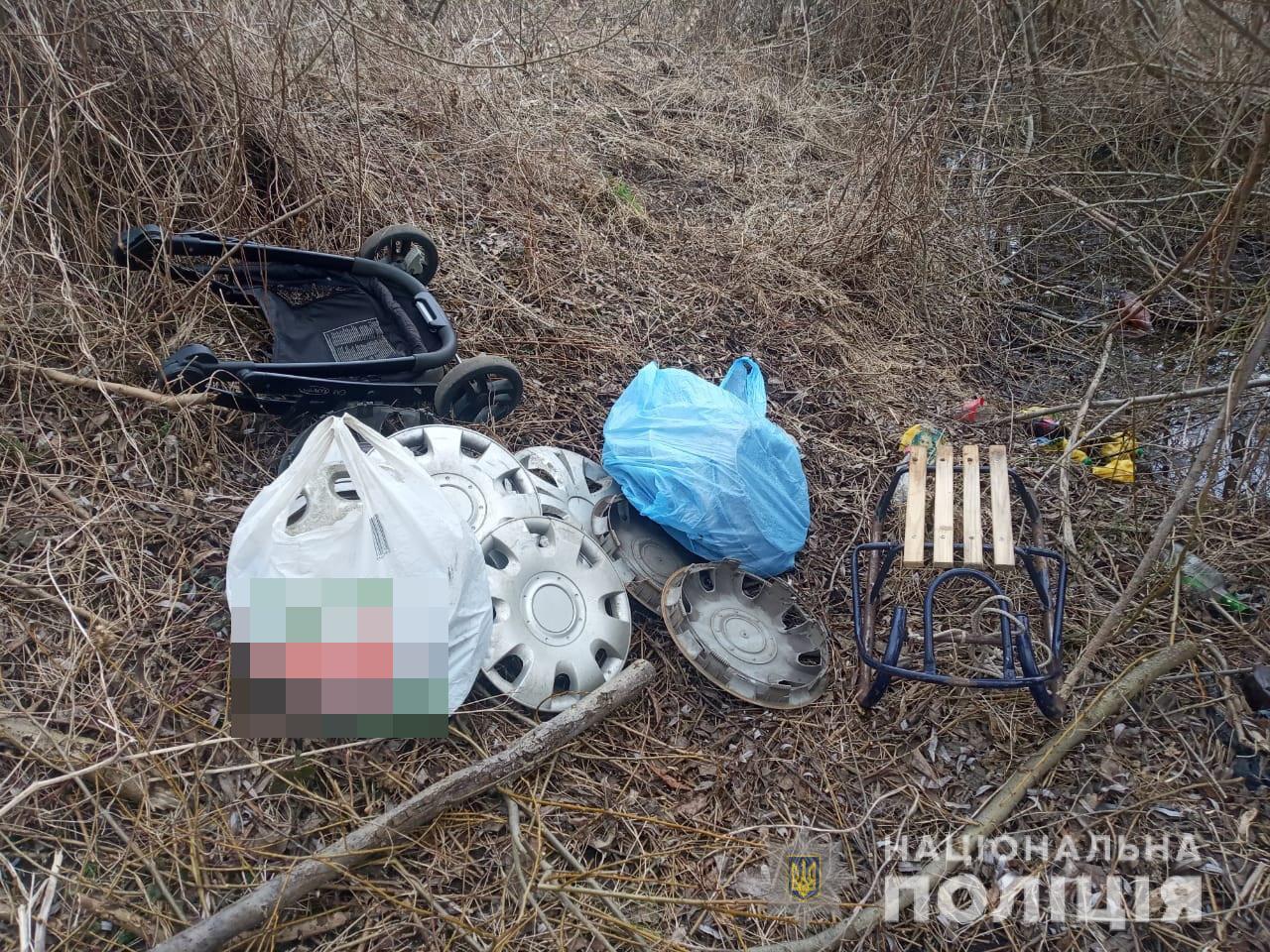 Ковельські поліцейські викрили лучанина, який скоїв понад 10 крадіжок