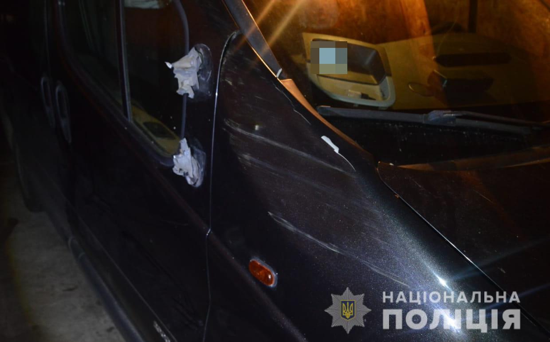 Правоохоронці на Волині за декілька годин встановили та затримали крадія автомобіля