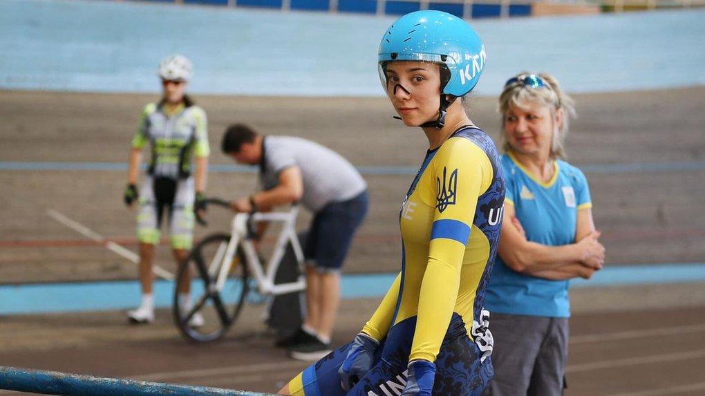 Волинянка стала переможницею чемпіонату України з велоспорту