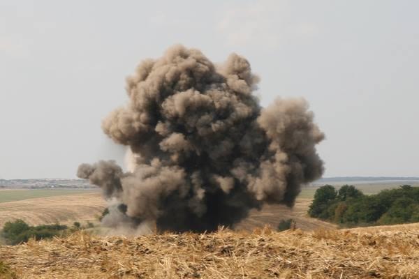 Сапери на Волині знищили 12 вибухонебезпечних предметів