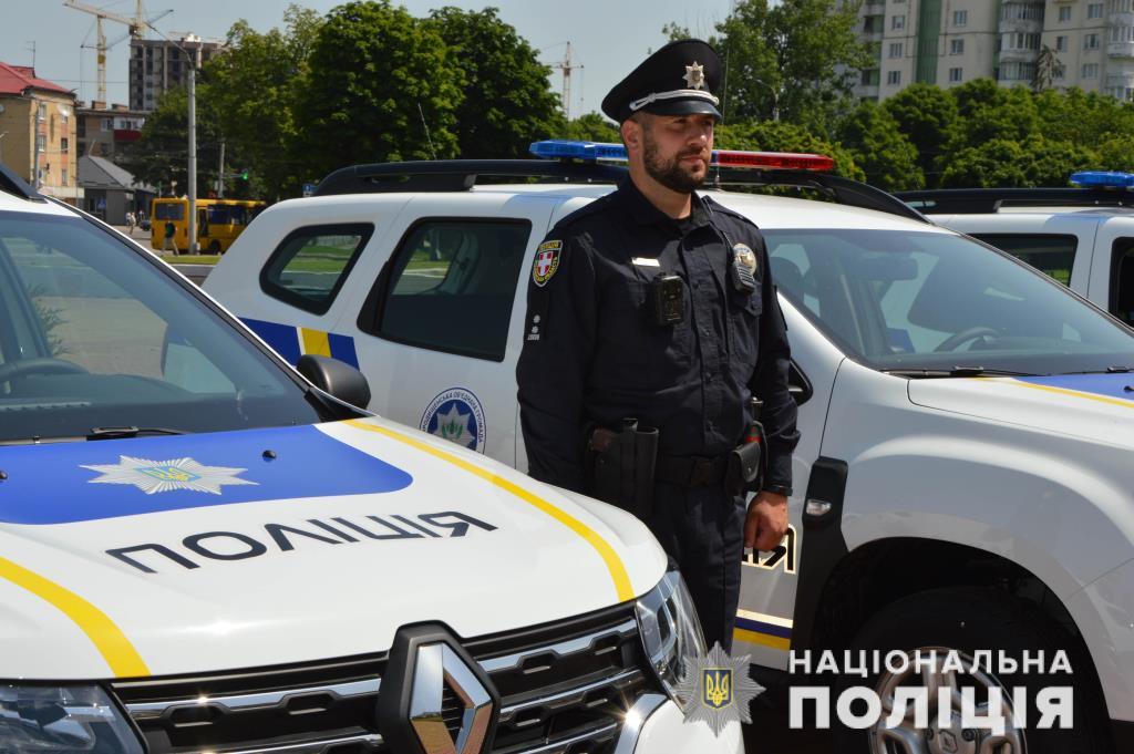 Волинян закликають зголошуватися на посади поліцейських офіцерів громади