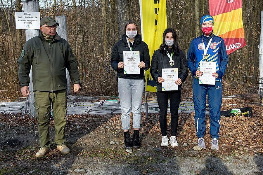 Волиняни здобули медалі чемпіонату України зі спортивної радіопеленгації
