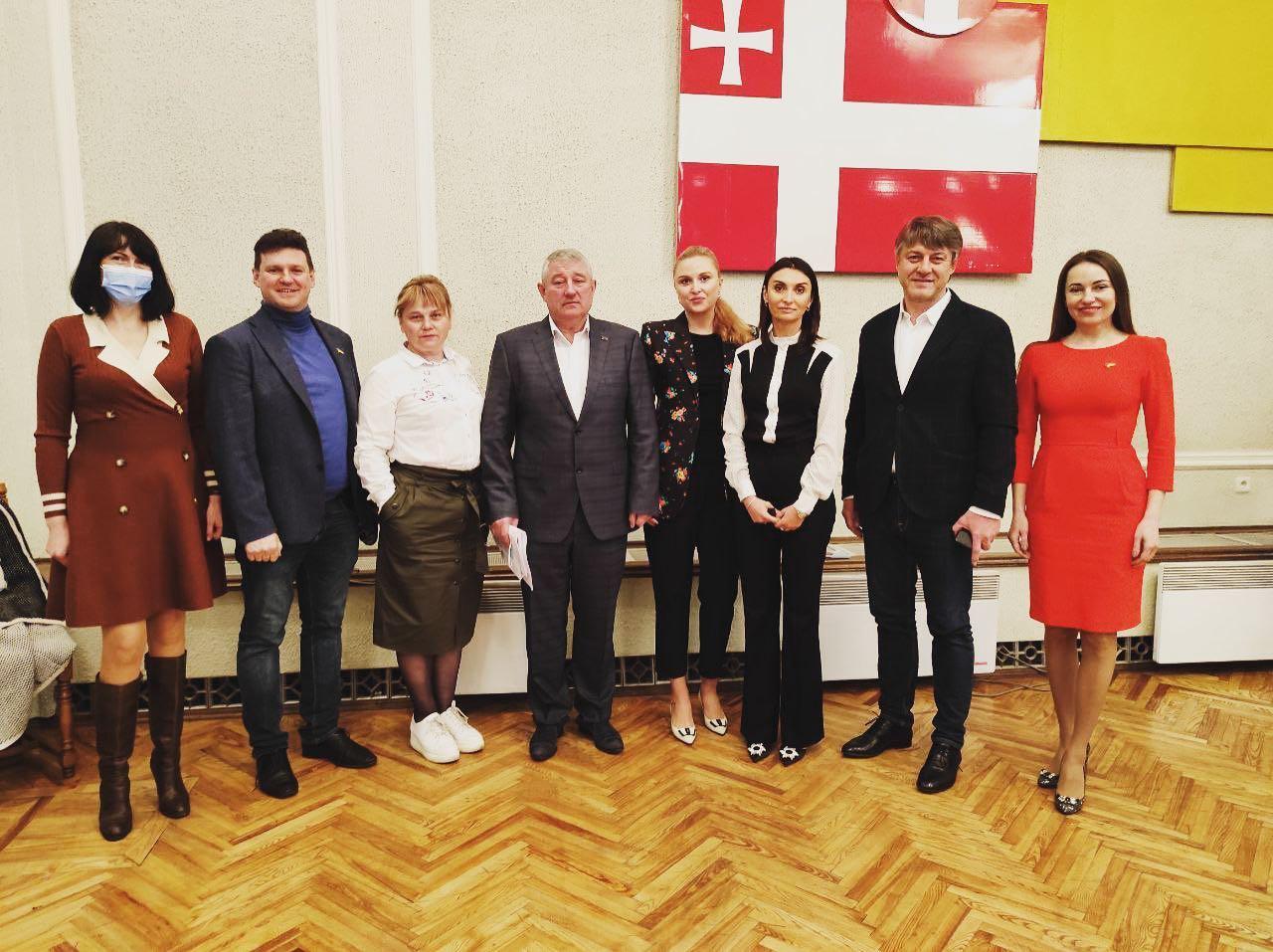 У Волиньраді створили депутатську групу «Рівні можливості для всіх»