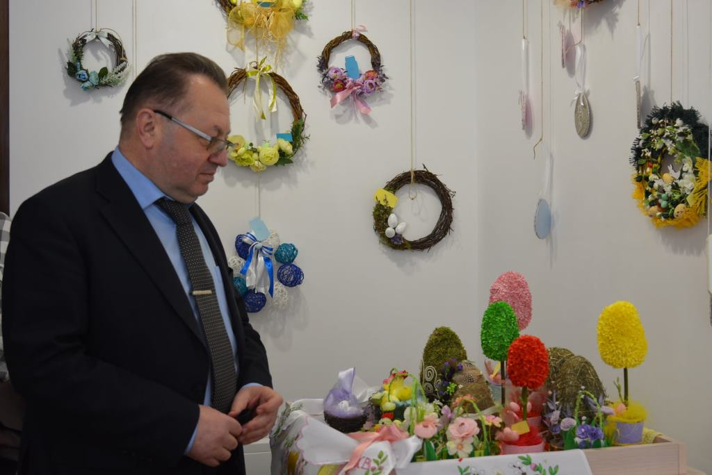 У Музеї волинської ікони стартувала виставка-продаж «Великодній hand made»