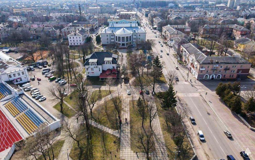 У Нововолинську завершують конкурс на кращу пропозицію пам'ятника учасникам Революції Гідності та воїнам антитерористичної операції
