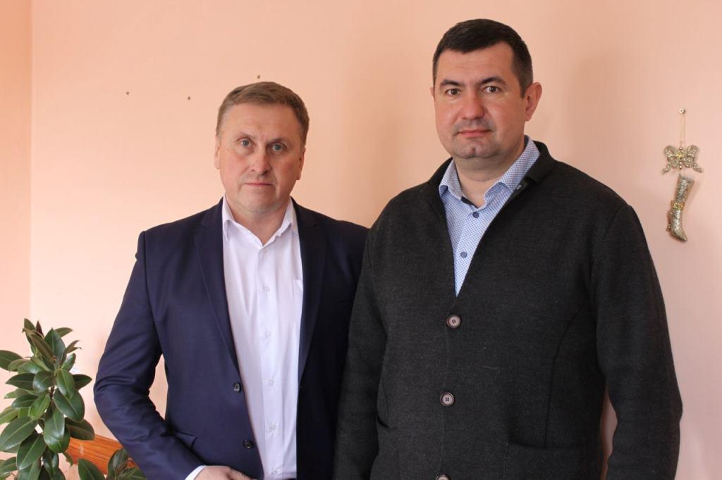 Представили нового керівника Берестечківського психоневрологічного інтернату