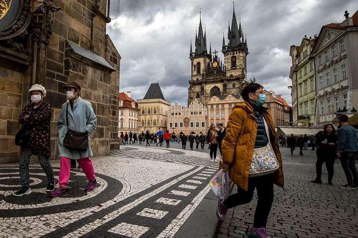 У Чехії надзвичайний стан закінчиться 11 квітня