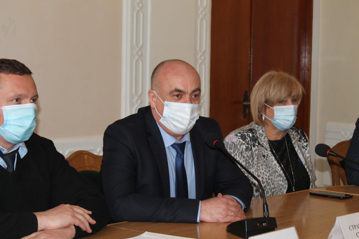 Призначили нового керівника департаменту соціального захисту населення Волинської ОДА
