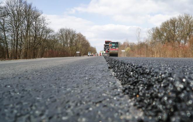 На волинські місцеві дороги з держбюджету додатково виділили понад 109 мільйонів гривень