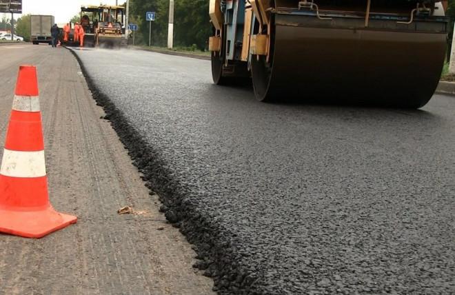 У Колках ремонтуватимуть ділянку дороги державного значення