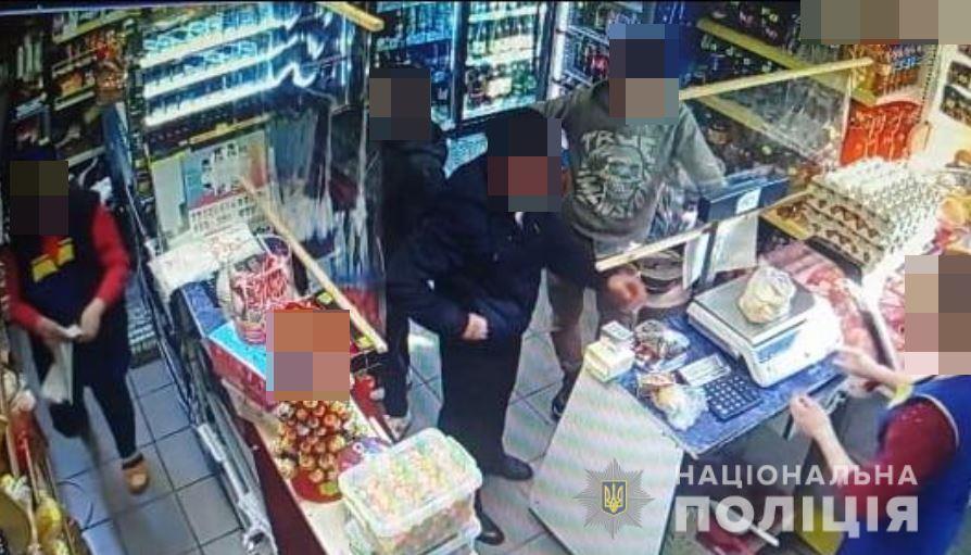 У Нововолинську за гарячими слідами затримали грабіжника