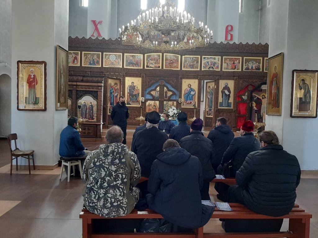 Волинське духовенство інструктували щодо пожежної безпеки під час Великодня